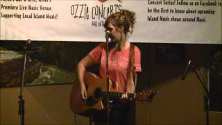 "Erin Smith performs ""100 Feet Tall"" on 052111.wmv"