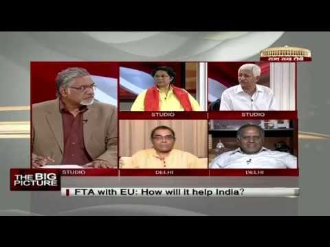 The Big Picture - Free Trade Agreement with EU: How will it help India?
