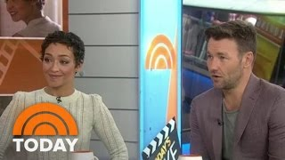 'Loving' Stars Ruth Negga, Joel Edgerton On Film About Landmark Case | TODAY