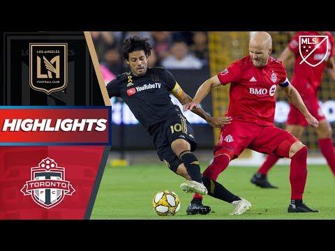 LAFC vs. Toronto FC | HUGE VAR Penalty Call! | Highlights