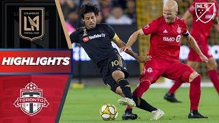 LAFC vs Toronto FC | HUGE VAR Penalty Call! | Highlights