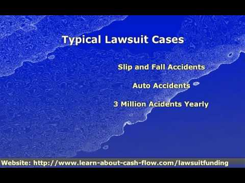 Get Lawsuit Funding Money