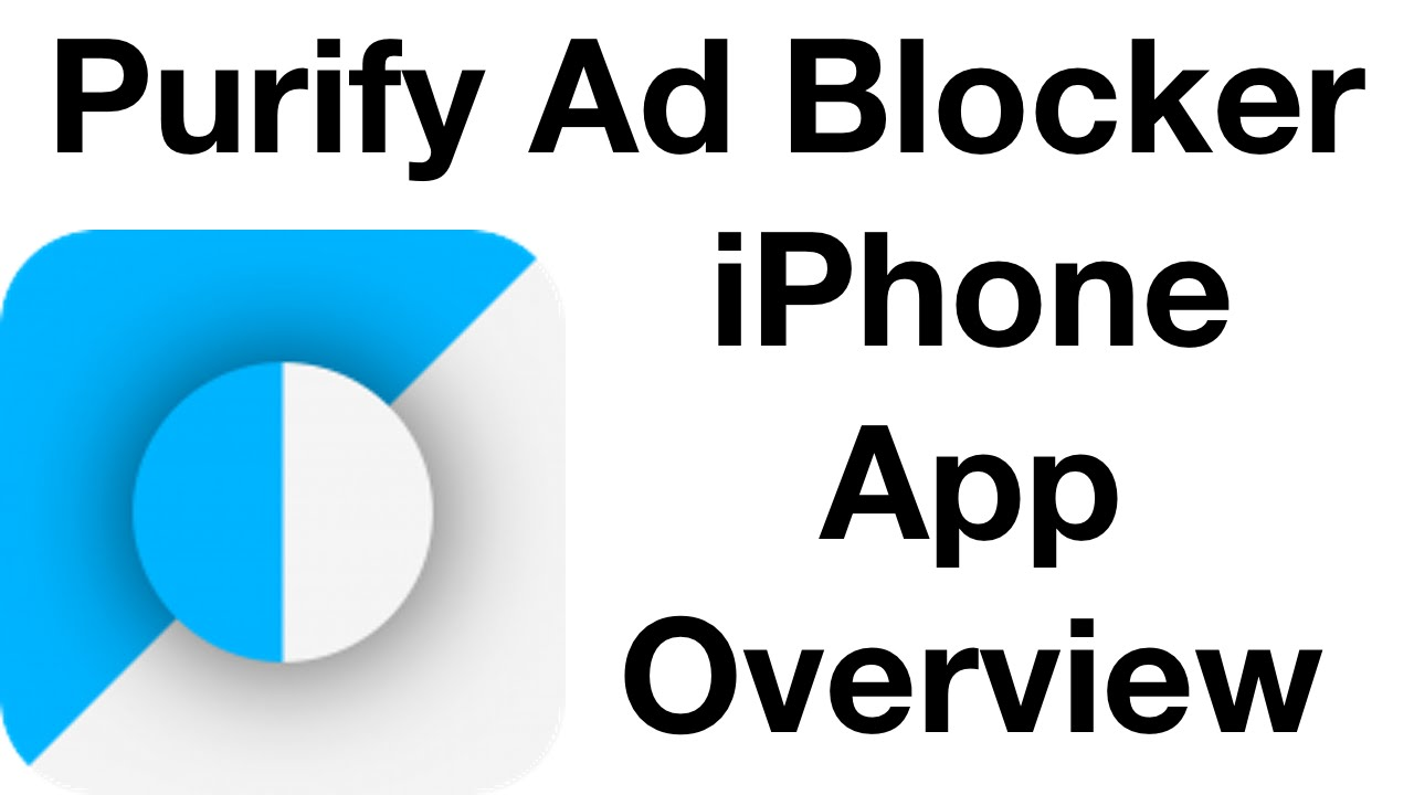 best ad blocker for iphone purify iphone ad blocker overview 16616