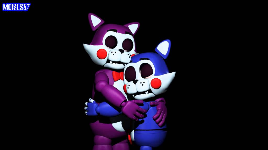 Five Nights At Candy S  Nightmare Cat
