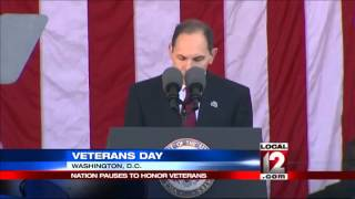 Veterans Day means freebies for those who served