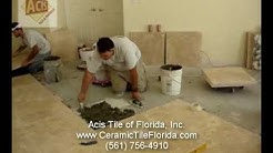Tile Contractor Hialeah Licensed And Insured Installation: