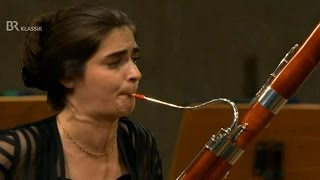 Jolivet - Concerto for bassoon & orchestra - Sophie Dartigalongue