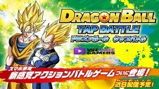Video Dragon Ball: Tap Battle Para Android [Personajes Desbloqueados] download MP3, 3GP, MP4, WEBM, AVI, FLV Desember 2018