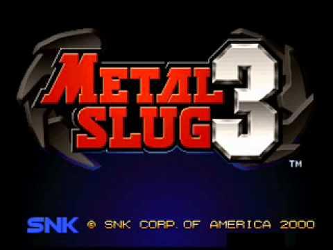 Metal Slug 3 OST: Ocean Blue Fangs -Mission 1- (EXTENDED)