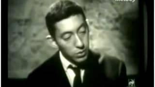 Serge Gainsbourg Le Poinçonneur des Lilas English subtitles