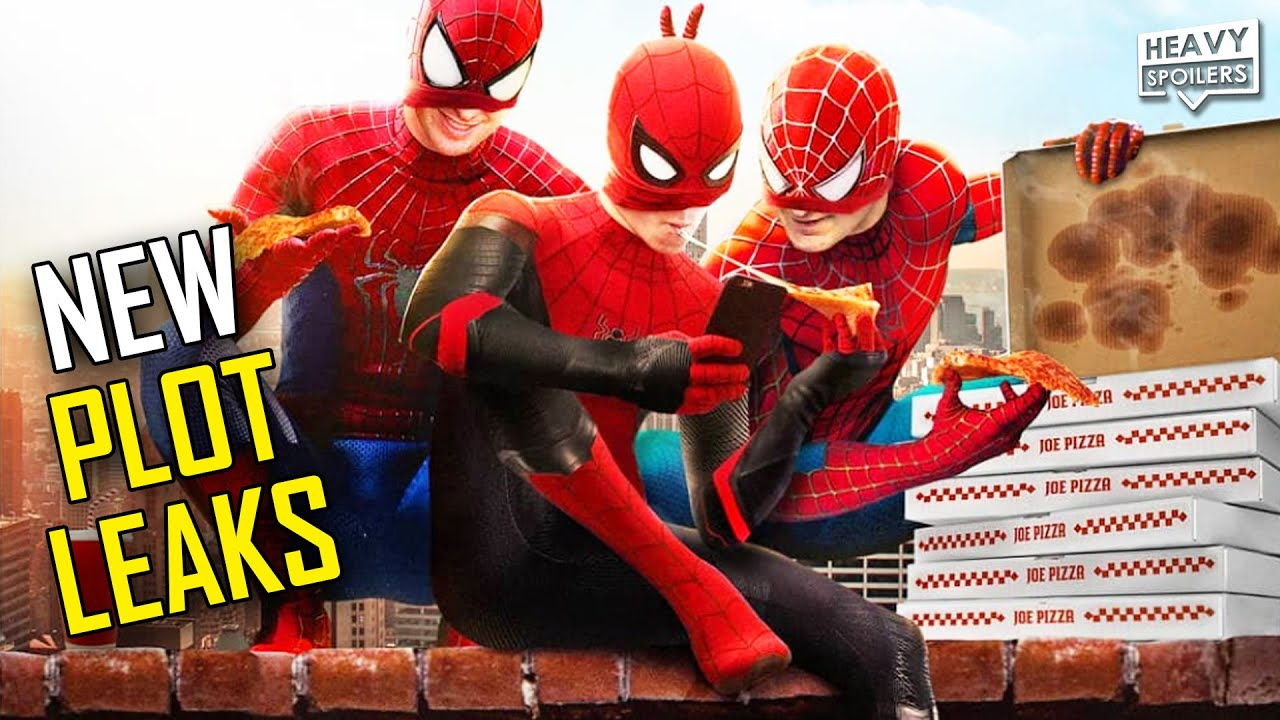 SPIDERMAN No Way Home (2021) New Plot Details And Leaks, Trailer Release Date, Spider-Man 4 Scene