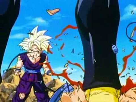 Rise Against Give It All DBZ AMV