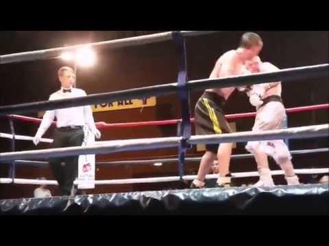 World title boxing Chester 2014