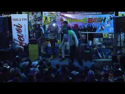 Zidancehall Empire ,Oskid performing Live from Liquid Bar in Masvingo# Hevoi Fm