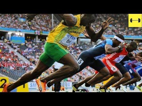 短距離選手の瞬発力トレーニング