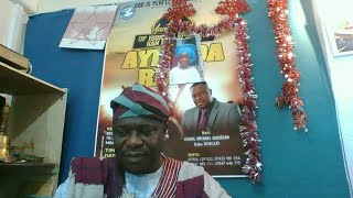 MY MUSIC MY LIFE AND WHY I AM NOT DR ORLANDO OWOH BY BABA 1010JP