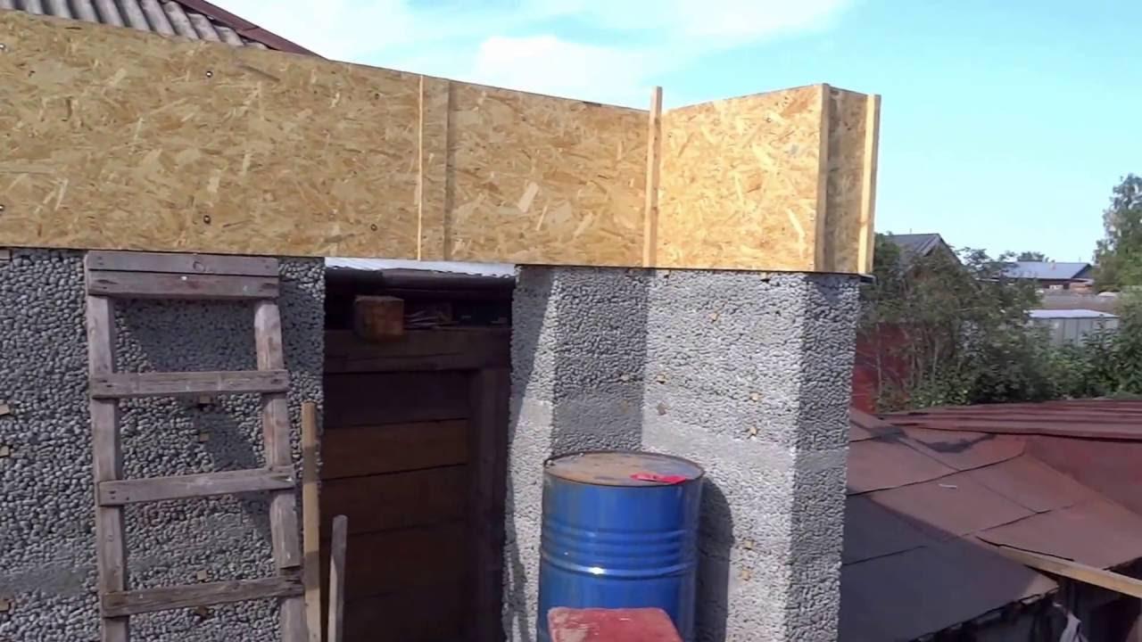 Стены монолит из керамзитобетон москва расценки на заливку бетона