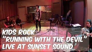 """Kids Rock Van Halen's """"Runnin' With the Devil"""" - Warren Huart: Produce like a Pro"""
