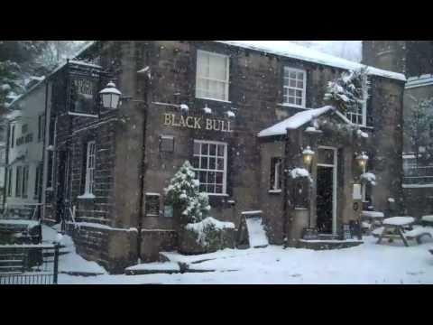 White Christmas Haworth Main Street