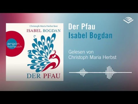 Der Pfau YouTube Hörbuch Trailer auf Deutsch