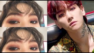 Video EXO 'KO KO BOP' Baekhyun Inspired Makeup Tutorial download MP3, 3GP, MP4, WEBM, AVI, FLV Juni 2018