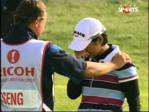 RICOH Women's British Open英國公開賽Yani Tseng 雅妮奪冠畫面