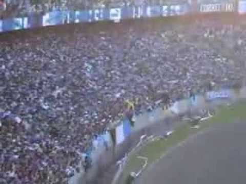 The famous avalanche from Grêmio (Brazil)
