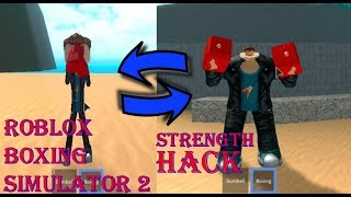 Roblox Boxing Simulator 2 CHEAT No Hack WORKING (free download)