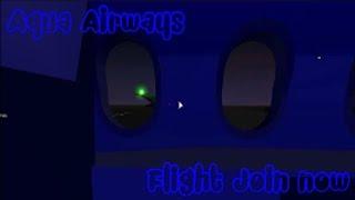 Roblox: Vol Aqua Airways (fr) Boeing 787-9 NOUVEAU Inscrivez-vous!!!