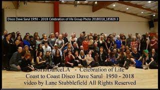 Disco Dave Sarul's Celebration of life Group Photo 20180318 185826 3