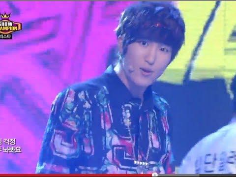 BIGSTAR - RUN N RUN, 빅스타  - 일단달려, Show Champion 20130821