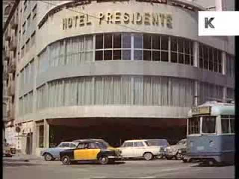 Late 1950s early 1960s barcelona hotel presidente for Hotel president barcelona