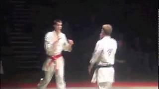 DM Dansk Karate Union 2011 Ricard Grove - 70 KG