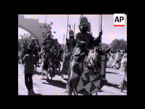 NIGER INDEPENDENCE DAY  - NO SOUND