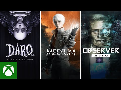 Для Xbox стал доступен Ultimate Horror Bundle