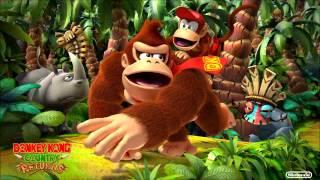 Full Donkey Kong Country Returns OSV