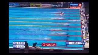 ЧМ по плаванию 2013 брасс 200 м мужчины Финал