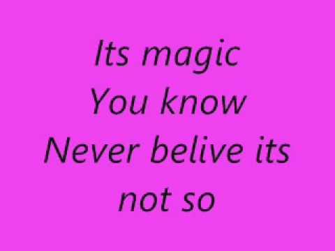 Selena Gomez - Magic (Lyrics)