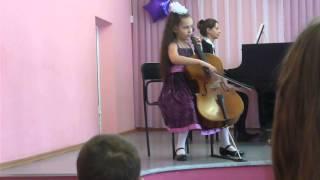 Вагоренко Екатерина. 1-й класс. ЦЭВД