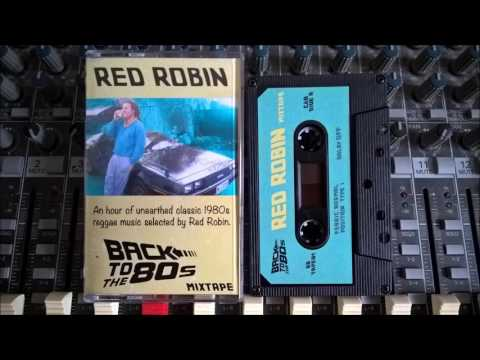 Red Robin -  Back To The 80s mixtape