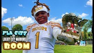 Liberty City Warriors (BOOM ) vs Florida City Razorbacks