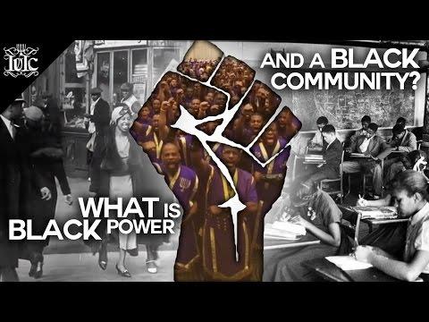 The Israelites: What Is Black Power & A Black Community?