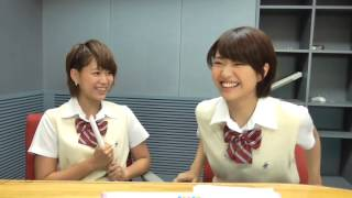 2015年7月24日(金)2じゃないよ!山内鈴蘭vs矢方美紀