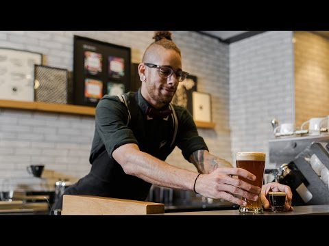 Espresso Cloud IPA: Innovation in Your Glass