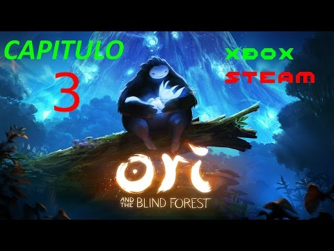 Guia ORI AND THE BLIND FOREST ( Cap 3 ) Piedra aragnida ( Xbox / Steam )