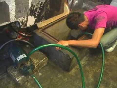 Afectan bombas al abasto de agua en ecatepec youtube - Bombas de achique de agua ...
