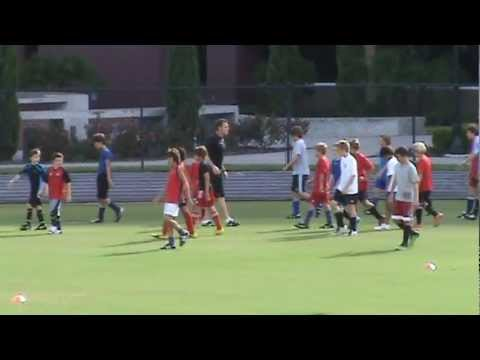 Soccer Camp Review - Tampa Elite Soccer Academy camps at the University of Tampa, 2010