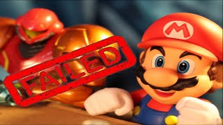 Super Smash Bros Wii U: Failed Character Auditions