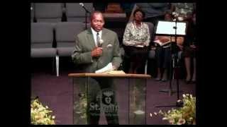 Minister Mathews Thanksgiving Sermon