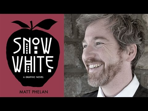 Matt Phelan on Show White: A Graphic Novel | 2016 Miami Book Fair